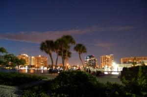 Downtown-Sarasota-Night